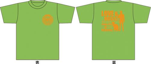 Tシャツ 「愛島セシル」