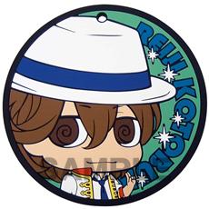 うたの☆プリンスさまっ♪ コースター型ラバーキーホルダー ちみプリシリーズ 「寿嶺二」