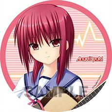 Angel Beats! マグネットステッカー「岩沢」