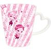 TVアニメBROTHERS CONFLICT ハートハンドルマグカップ