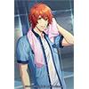 うたの☆プリンスさまっ♪ Shining Live トレーディング長方形缶バッジ 雨にけぶる想い アナザーショットVer.