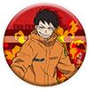 炎炎ノ消防隊 缶ミラー