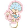 銀魂×Sanrio characters アクリルバンカーリング