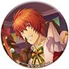 うたの☆プリンスさまっ♪ Shining Live 缶バッジ 聖夜を駆けるサンタクロース アナザーショットVer.