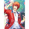 うたの☆プリンスさまっ♪ Shining Live B5クリア下敷き Sparkle☆学園祭ライブ アナザーショットVer.