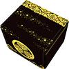 合皮製デッキケース 「葵の紋」