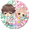 TVアニメBROTHERS CONFLICT 缶ミラー