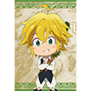 TVアニメ「七つの大罪」 ミニメモ3冊セット「メリオダス・バン・キング」