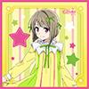 ラブライブ!虹ヶ咲学園スクールアイドル同好会 マイクロファイバーミニタオル 「中須 かすみ」無敵級*ビリーバーVer.