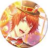 うたの☆プリンスさまっ♪ Shining Live トレーディング缶バッジ Be My Partner アナザーショットVer.