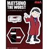 おそ松さん アクリルスタンド MATSUNO THE WORST ver.