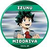 僕のヒーローアカデミア トレーディングマット缶バッジVol.2