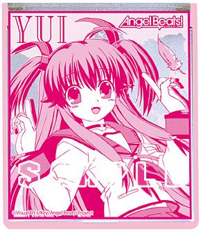 Angel Beats!コンパクトミラー 「ユイ」