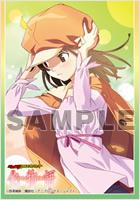 キャラクタースリーブコレクション・ミニ 第8弾 化物語「千石 撫子」