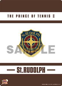 新テニスの王子様-B5クリア下敷き「聖ルドルフ」