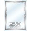 キャラクタースリーブプロテクター 世界の文様 Z/X -Zillions of enemy X-「シルバー」