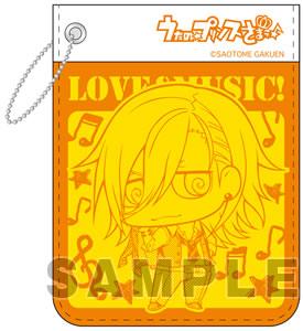 うたの☆プリンスさまっ♪ パスケース ちみプリシリーズ 「神宮寺レン」