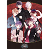 DIABOLIK LOVERS DARK FATE B5クリア下敷き