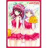 ブロッコリーキャラクタースリーブ Angel Beats!「ゆり&天使」