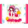 キャラクター万能ラバーマット Angel Beats!「ゆり&天使」Ver.3