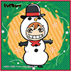 ハイキュー!!クリスマス マイクロファイバーミニタオル