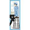 黒子のバスケ ロングクリアポスター design chair Ver.