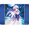 キャラクター万能ラバーマット 夜明け前より瑠璃色な「フィーナ」