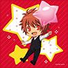 うたの☆プリンスさまっ♪ マイクロファイバーミニタオル Star Balloon ちびキャラVer.