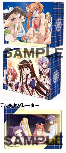 キャラクターデッキケースコレクションSP 第14弾 劇場版 魔法先生ネギま! ANIME FINAL