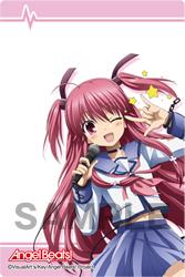 ブロッコリーiPhone用メールブロック Angel Beats!「ユイ」
