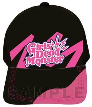 Angel Beats! キャップ 「Girls Dead Monster」