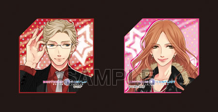 BROTHERS CONFLICT ミニクロスコレクション「右京&光」BROTHERS CONFLICT ミニクロスコレクション「右京&光」
