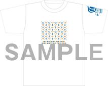 Tシャツ_レン&真斗白