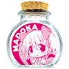 魔法少女まどか☆マギカ ガラス小瓶