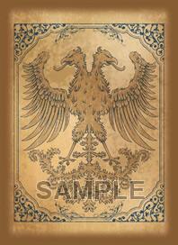 ハイブリッドスリーブコレクション「双頭の鷲」