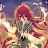 TVアニメ『灼眼のシャナIII-Final-』ミニクッション「シャナ」