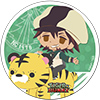 chipicco TIGER & BUNNY 缶バッジ