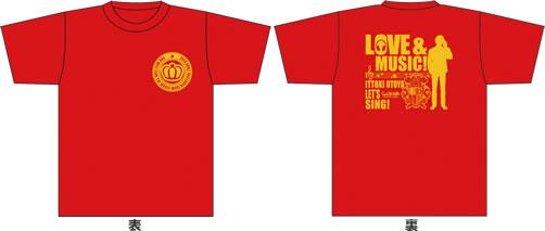 Tシャツ 「一十木音也」