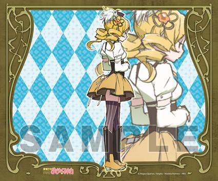 魔法少女まどか☆マギカ 3DマウスパッドVer.2 「巴マミ」