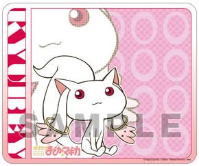 3Dマウスパッド 魔法少女まどか☆マギカ 「キュゥべえ」