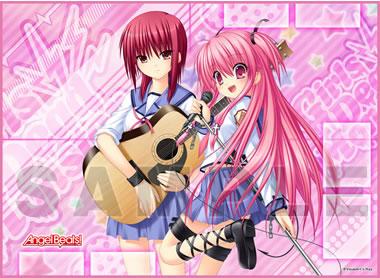 Angel Beats! TCG万能プレイマット「Girls Dead Monster」