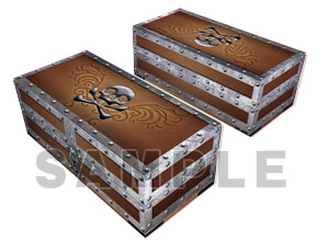 キャラクターカードボックスコレクション 第31弾宝箱