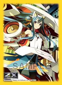 キャラクタースリーブコレクション プラチナグレード Z/X -Zillions of enemy X- 「調和の後継者ケィツゥー」