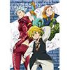 TVアニメ「七つの大罪」 クリアファイル2枚セット