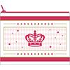 うたの☆プリンスさまっ♪ マルチポーチ Crown Ver.