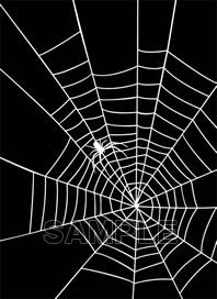 モノクロームスリーブコレクション 「蜘蛛」