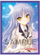 キャラクタースリーブコレクション プラチナグレード 第23弾Angel Beats!「立華 奏」
