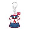 咲-Saki-全国編 制服型キーホルダー