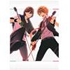 うたの☆プリンスさまっ♪ クリアファイル SHUFFLE UNIT CD Ver.