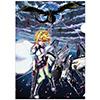 クロスアンジュ 天使と竜の輪舞(ロンド) クリアファイル2枚セット